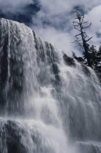 Tsusiat Falls, Pacific Rim National Park