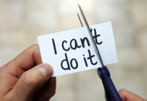 "Smart goals means setting an attainable goals and telling yourself ""I can do it""."