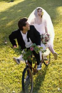 Having a more eco-friendly wedding helps reduce our carbon footprint.