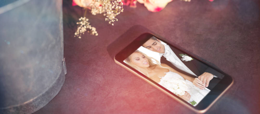 If you're currently preparing for your wedding, you definitely want to explore what tech and apps might be able to help.