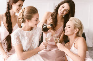 Choosing the members of your wedding party can be exciting, but some brides and grooms make the mistake of asking too much of their wedding party.