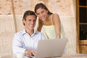 Do a little research and planning to decide if digital wedding invitations are right for your wedding.