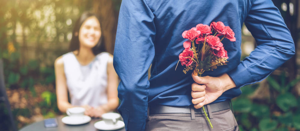 Get into the habit of making your significant other feel special whenever you have the opportunity by giving small gifts, gestures, and tokens of love.