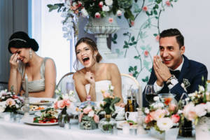 Here are a few pitfalls you are going to want to avoid in order to deliver a toast that keeps everyone happy and leaves a mark on the crowd.