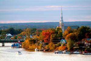 Saquenay, Quebec, home of the Canadian Government's acceptance of religious equality.