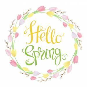 Spring Time Celebrations