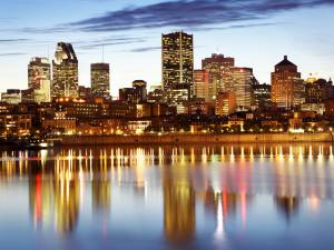 There are plenty of romantic sites to be seen in Montreal.
