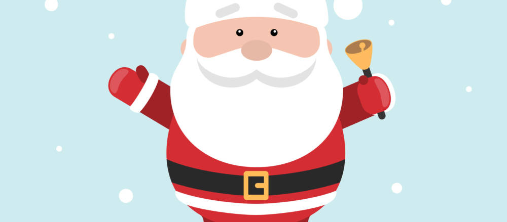 With roots in both religious folklore and pop culture, Santa Claus has come to dominate the season for countless children everywhere.