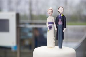 Wedding cake toppers remain a popular way to add a decorative touch and personal style to wedding festivities.