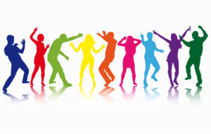 The next time you have the opportunity to dance, you should take it! It must might improve your mental health and physical fitness.