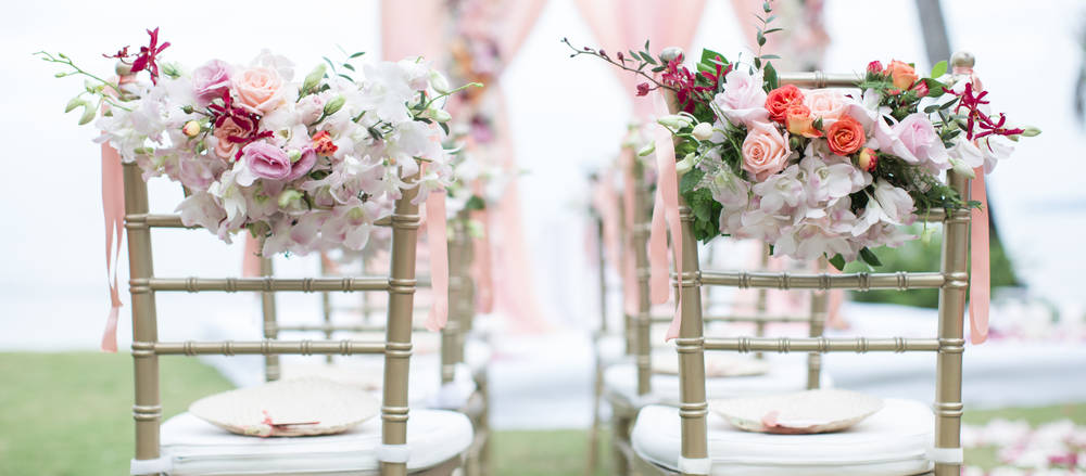 Floral arrangements can brighten and augment any wedding celebration, so follow these pieces of advice to make sure you are happy with the final product.