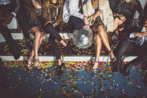 Many couples opt for an after-party to keep the party going after the reception, and give themselves more time to celebrate in a more relaxed atmosphere.