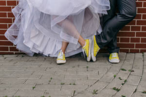 Finding stylish yet practical footwear for your nuptials does not have to be an impossible task if you keep in mind these suggestions.