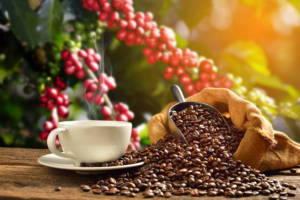 The humble coffee bean has a surprising religious history that weaves together many fascinating tails and origin stories.