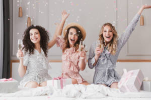 Some brides may choose to spare their friends the hassle and plan their own bachelorette party, in which case it is important to consider these basics.