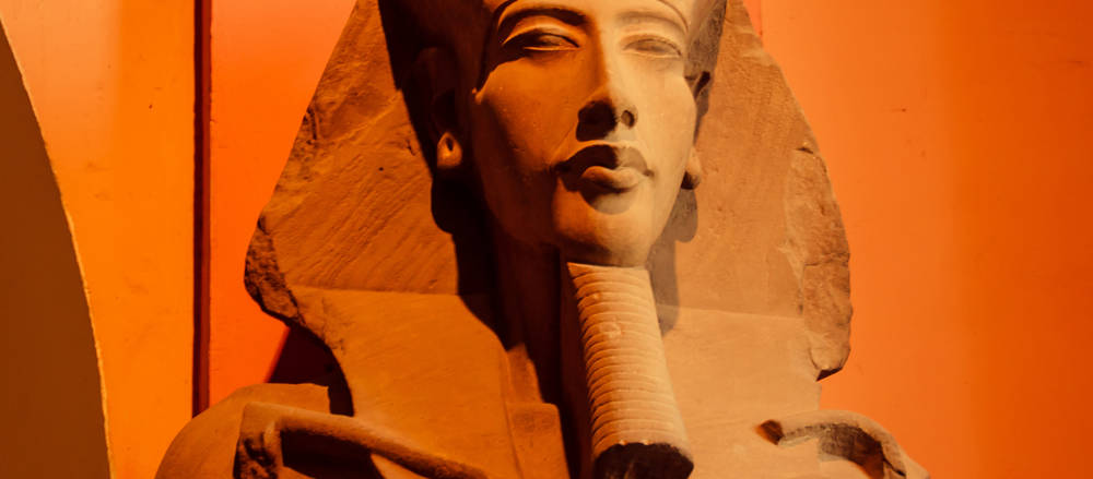 While most people associate monotheism with the three Abrahamic religions, the concept of a single, all powerful god was also promulgated in ancient Egypt.